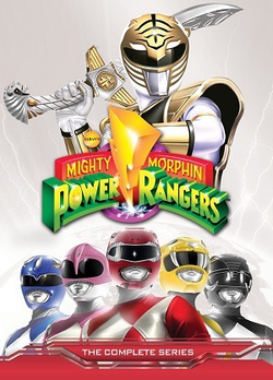 Used-Mighty Morphin Power Rangers: Complete Series