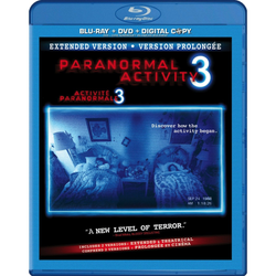 Used-Paranormal Activity 3 (Bluray+DVD)