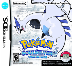 Used-Pokemon SoulSilver (Cartridge Only)