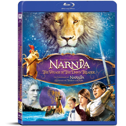 Used-Narnia Chronicles of the Dawn Treader