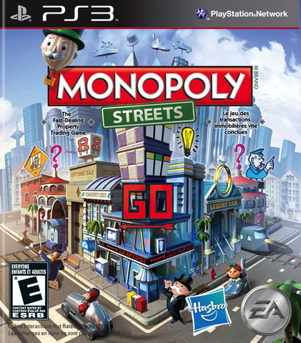 Used-Monopoly Streets