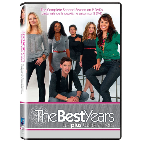 Used-the Best Years-Complete Second Season