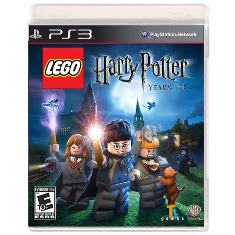 Used-LEGO Harry Potter: Years 1-4