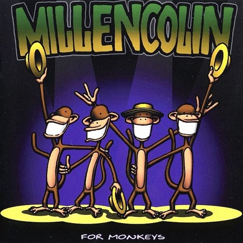 Used-Millencolin-For Monkeys
