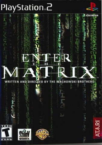 Used-Enter the Matrix