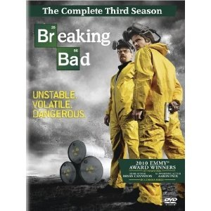 Used-Breaking Bad: The Complete Third Season