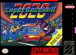 Used-Super Baseball 2020 (Cartridge Only)