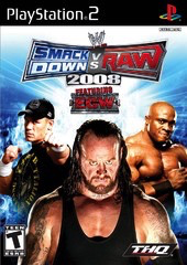 Used-Smackdown vs RAW 2008
