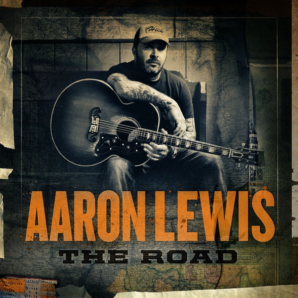 Used-Aaron Lewis-The Road
