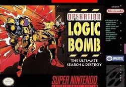 Used-Operation Logic Bomb (Cartridge Only)