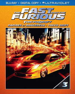 Used-The Fast and The Furious: Tokyo Drift