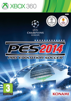 Used-PES 2014: Pro Evolution Soccer
