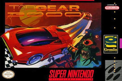 Used-Top Gear 3000 (Cartridge Only)