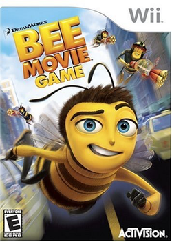 Used-Bee Movie Game