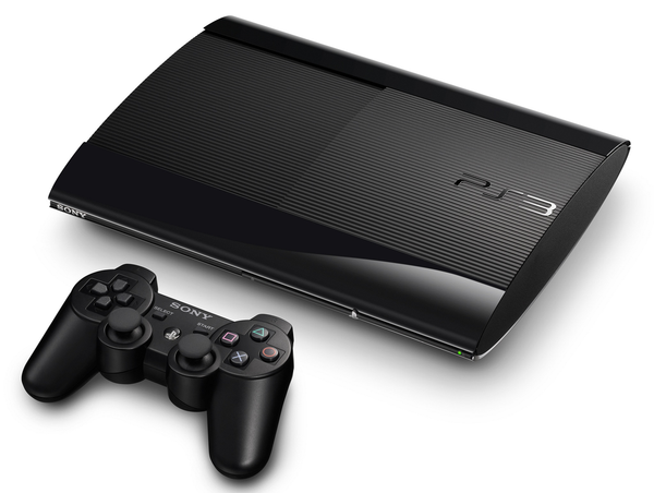 "Used-Playstation 3 ""Super Slim"" Console 250GB"