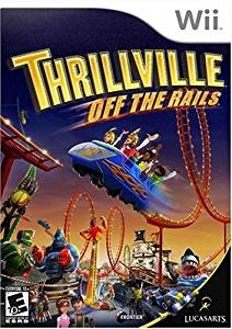 Used-Thrillville: Off the Rails