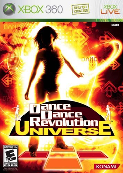 Used-Dance Dance Revolution Universe