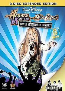 Used-Hannah Montana and Miley Cyrus Best of Both Worlds in 3D
