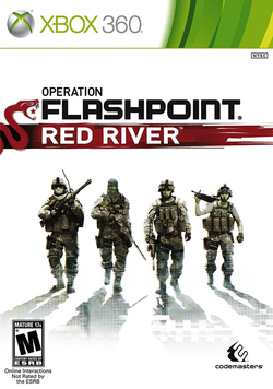 Used-Operation Flashpoint: Red River