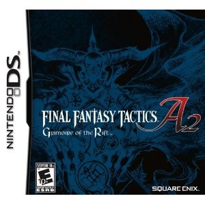 Used-Final Fantasy Tactics: A2 Grimoire of the Rift