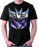Transformers-Metallic Decepticons T-Shirt