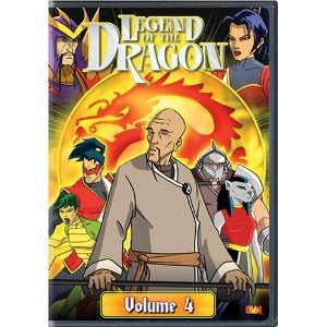 Used-Legend of the Dragon Volume 4