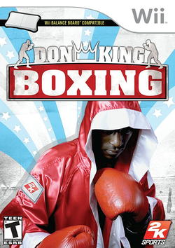 Used-Don King Boxing