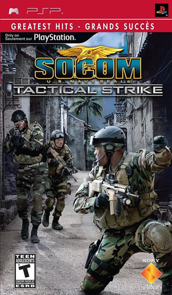 Used-SOCOM: Tactical Strike
