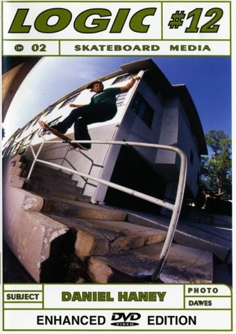 Used-Logic #12-Skateboard Media (2002)