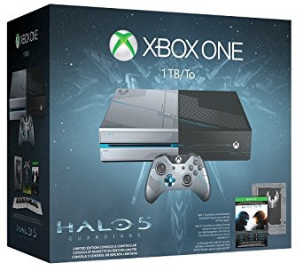 Used-XBox One 1TB: Halo Edition
