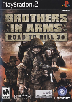 Used-Brothers In Arms: Road to Hill 30