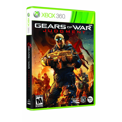 Used-Gears Of War: Judgment