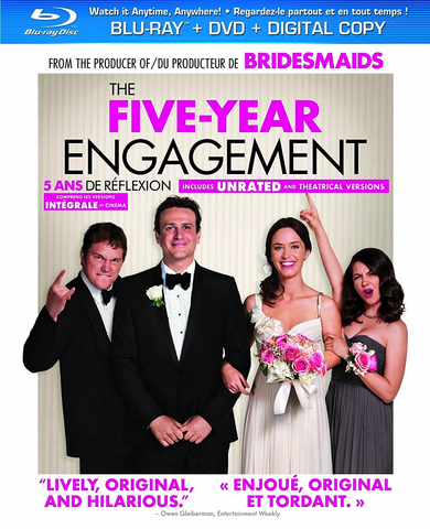 Used-The Five-Year Engagement