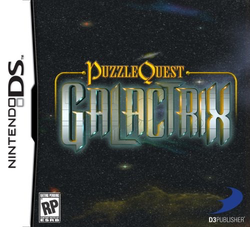 Used-Puzzle Quest: Galactrix