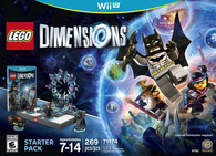 Used-Lego Dimensions w/ Portal and Figures