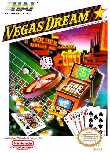 Used-Vegas Dream (Cartridge Only)