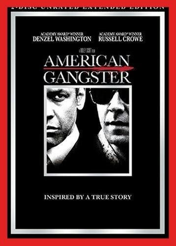 Used-American Gangster-3 Disc Collector Edition