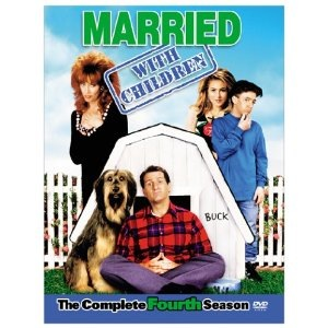 Used-Married With Children-Complete Fourth Season