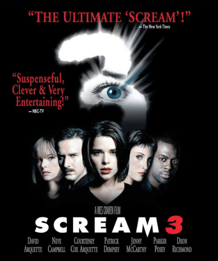Used-Scream 3
