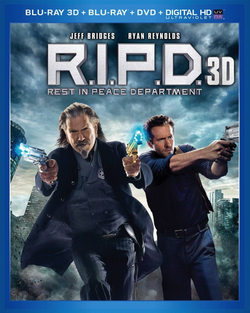 Used-R.I.P.D. 3D