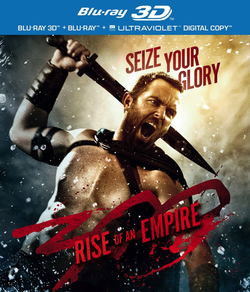 Used-300: Rise of an Empire 3D