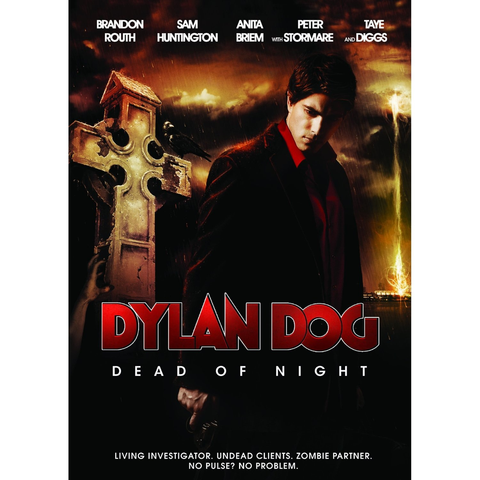Used-Dylan Dog-Dead of Night