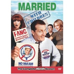 Used-Married With Children-Complete Ninth Season