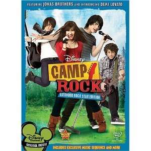 Used-Camp Rock Extended Rock Star Edition (2008)