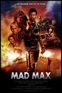Used-Mad Max Collector's Edition