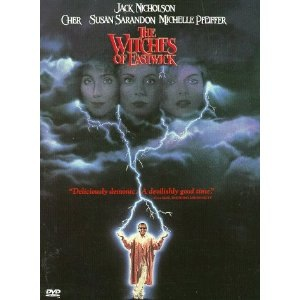 Used-The Witches of Eastwick