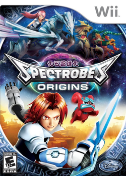 Used-Spectrobes: Origins