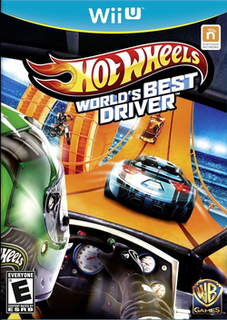 Used-Hot Wheels: World's Best Driver