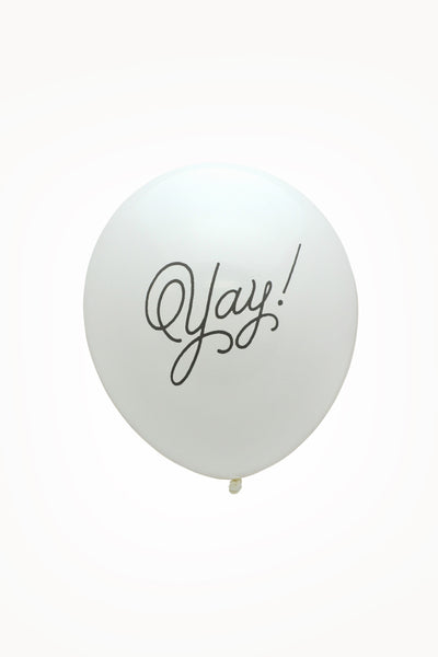 yay! balloons (available in 3 colors)