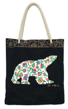 Dawn Oman -Spring Bear Eco Tote